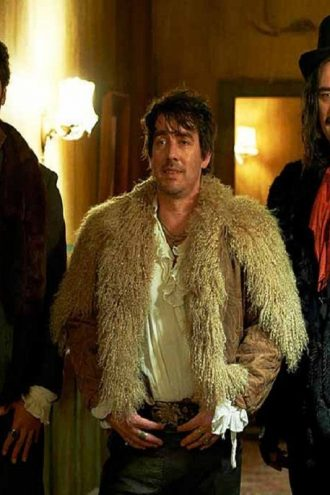 What We Do in the Shadows Rhys Darby Shearling Jacket