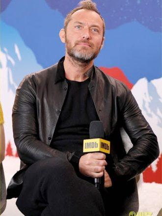 Acura Festival Village Jude Law Leather Jacket