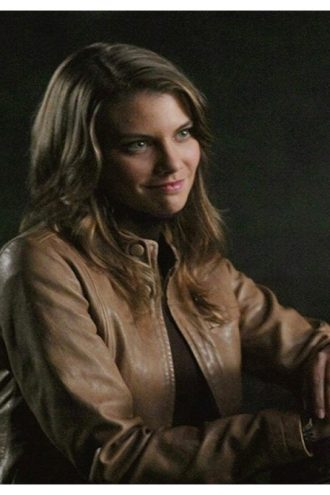 Bela Talbot Supernatural Leather Jacket
