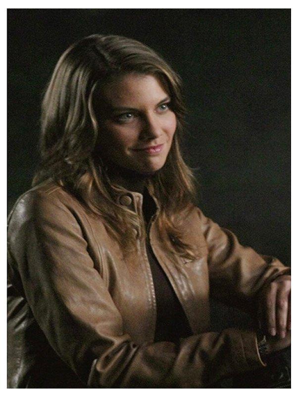 Bela Talbot Supernatural Leather Jacket