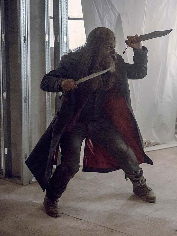 Beta The Walking Dead Coat