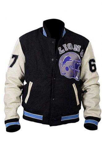 Beverly Hills Cop Axel Foley Varsity Bomber Jacket