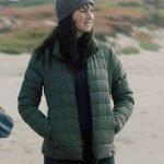Big Little Lies Jane Chapman Green Puffer Jacket