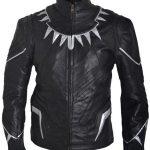 Black Panther Chadwick Boseman Jacket