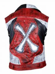 Cameron Boyce Descendants 2 Leather Jacket With Removable Sleeves