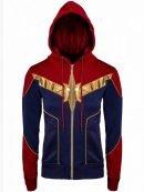 Carol Danvers Captain Marvel Hoodie
