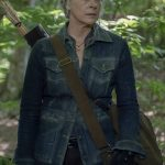 Carol Peletier The Walking Dead Denim Jacket