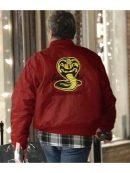 Cobra Kai William Zabka Red Bomber Jacket