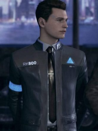 Connor Detroit Become Human Jacket