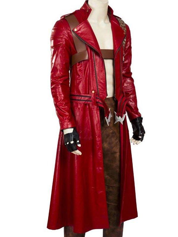 Dante Devil May Cry 3 Long Coat