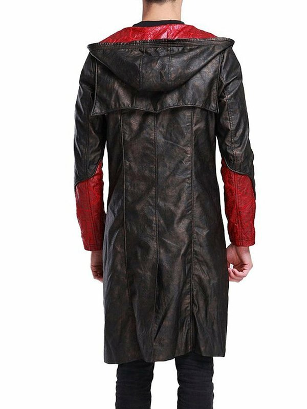 Dante Devil May Cry Black Coat