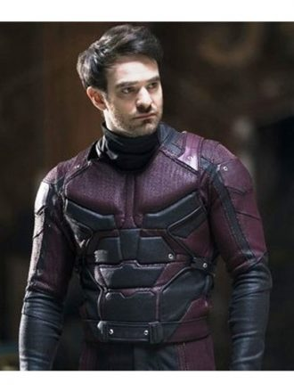 Daredevil Ben Affleck Leather Jacket