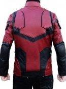 Daredevil Ben Affleck Red Biker Jacket