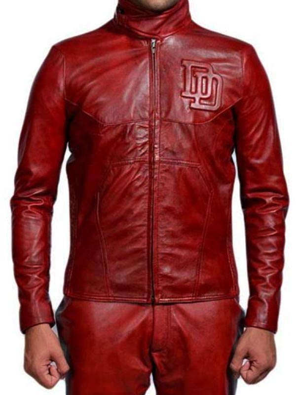 Daredevil Matt Murdock Leather Jacket