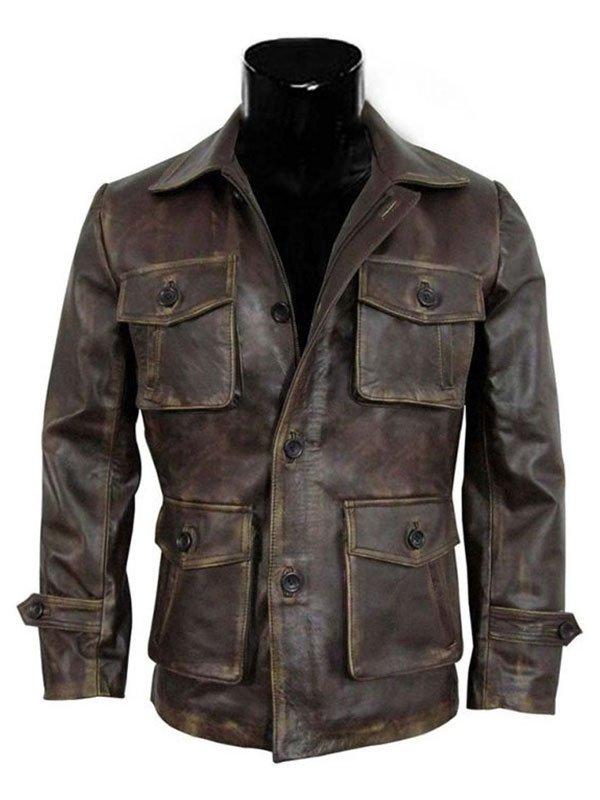 Dean Winchester Supernatural Brown Jacket