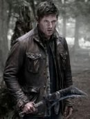 Dean Winchester Supernatural S07 Brown Leather Jacket