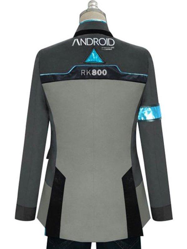 Detroit Become Human Connor Cotton Jacket
