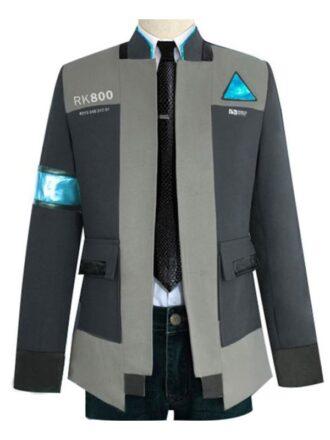 Detroit Become Human Connor RK800 Uniform Jacket