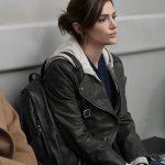 Dr. Lauren Bloom New Amsterdam Leather Jacket