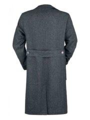 Eddie Redmayne Fantastic Beasts The Crimes Of Grindelwald Grey Wool Coat