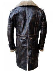 Elder Maxson Fallout 4 Leather Battlecoat