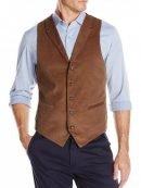 Fantastic Beast Newt Scamander Brown Vest