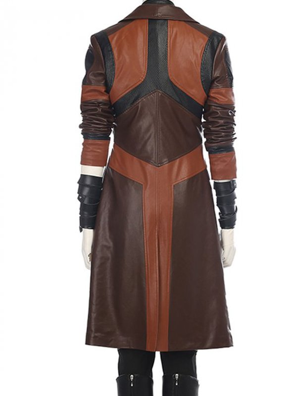 Gamora Guardians of the Galaxy 2 Coat