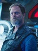 Harry Mudd Star Trek Discovery Black Vest