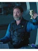 Harry Mudd Star Trek Discovery Leather Vest