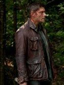 Jensen Ackles Supernatural Leather Jacket