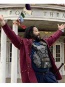 Jerry The Walking Dead Satin Jacket