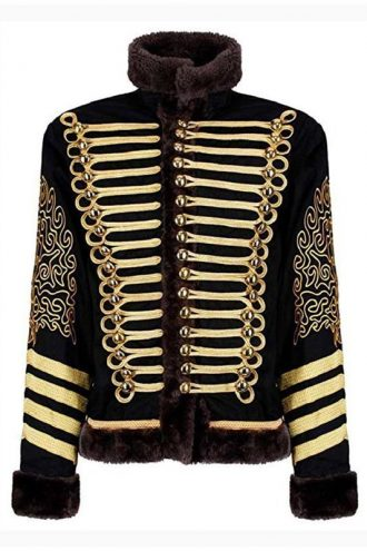 Jimi Hendrix Shaerling Wool Jacket