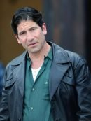 Jon Bernthal The Many Saints of Newark Leather Coat