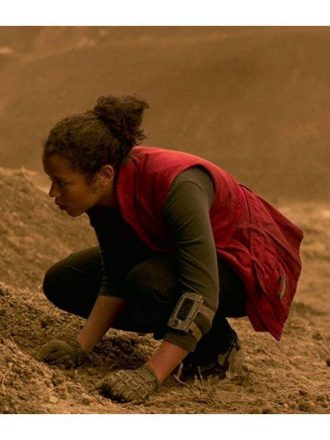 Judy Robinson Lost In Space S02 Cotton Vest