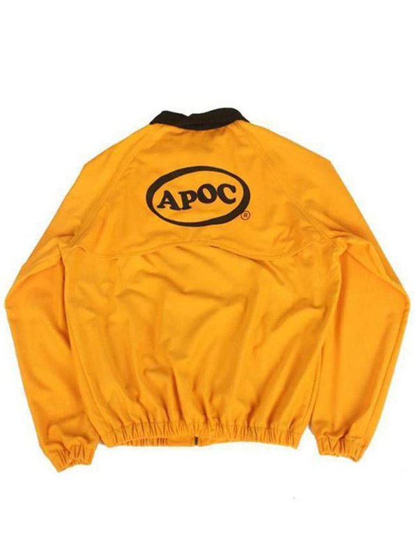 Jungkook Euphoria Apoc Yellow Jacket