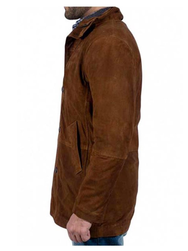 Longmire Robert Taylor Coat