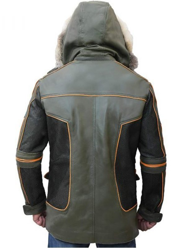 Lost In Space Maureen Robinson Leather Jacket