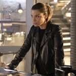 Lucifer Chloe Decker Motorcycle Leather Jacket