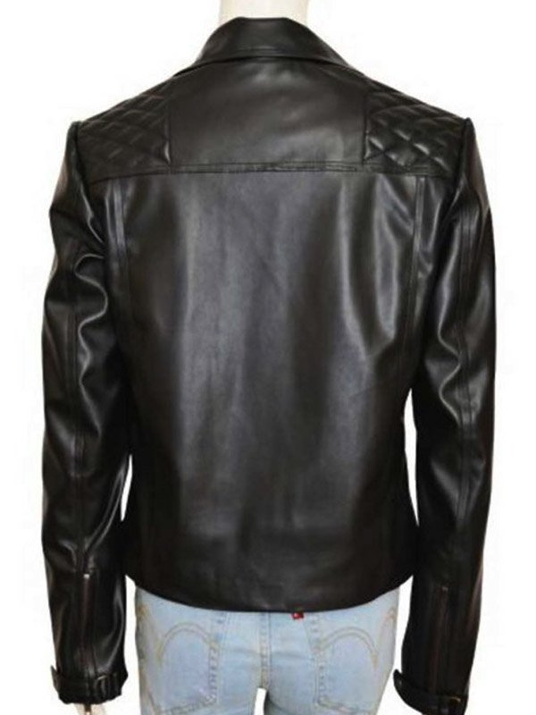 Lucifer Lauren German Biker Jacket