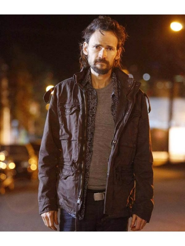 Lucifer Nick Hofmeister Cotton Jacket