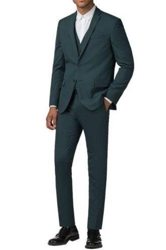 Lucifer S03 Morningstar Green Suit