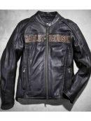 Mens Legend Harley Davidson Leather Biker Jacket