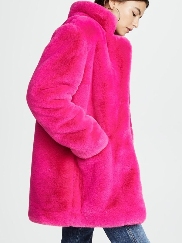 Miss Americana Taylor Swift Pink Coat