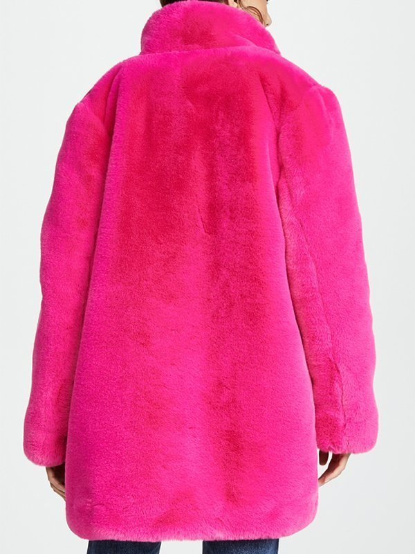Miss Americana Taylor Swift Shearling Coat