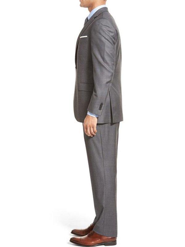 Morningstar Lucifer Classic Grey Suit