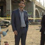 Morningstar Lucifer S03 Grey Suit