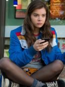 Nadine The Edge of Seventeen Blue Jacket