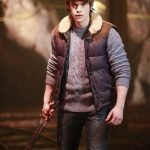 Once Upon A Time S05 Jonathan Whitesell Blue Vest
