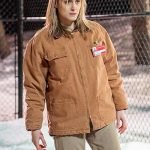 Piper Chapman Orange Is The New Black Brown Jacket
