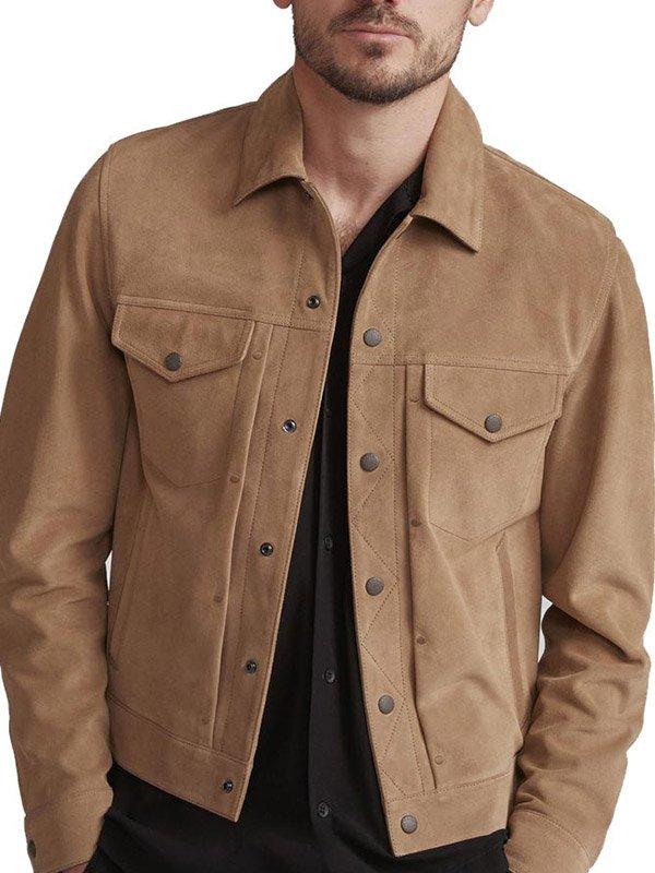 Rick Grimes The Walking Dead S09 Cotton Jacket